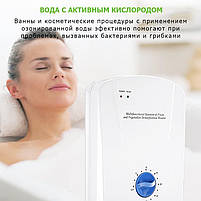 Бюджетний озонатор для дезінфекції в будинку/офісі Ozotop-101. Стерилізатор повітря, води, поверхонь, фото 9