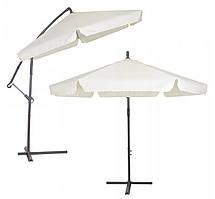 Зонт садовый угловой с наклоном Springos 270 см GU0008