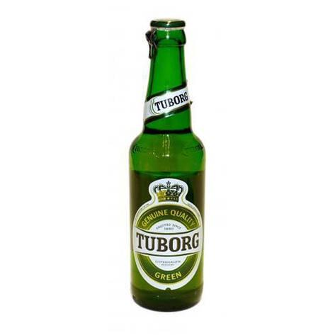 Пиво Туборг Грін 0,33л, фото 2