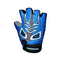 Велоперчатки детские Freerace Mike FC-1005 (размер 4) Blue