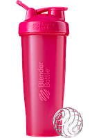 Спортивный шейкер BlenderBottle Classic Loop 940ml Pink FL (ORIGINAL), фото 1