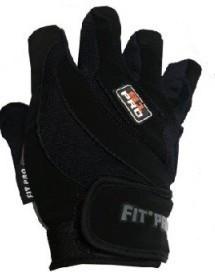 Перчатки для тяжелой атлетики Power System S1 Pro FP-03 Black XL