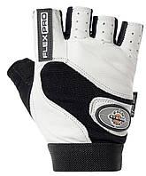 Перчатки для фитнеса и тяжелой атлетики Power System Flex Pro PS-2650 L White, фото 1