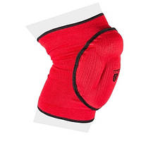 Наколенник Power System Elastic Knee Pad PS-6005 L Red, фото 1
