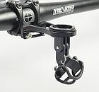 Крепление вело-компа или телефона (с доп наклейкой) на болты выноса + подвесная консоль для фонаря / GoPro, фото 5