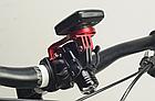 Крепление вело-компа или телефона (с доп наклейкой) на болты выноса + подвесная консоль для фонаря / GoPro, фото 3