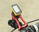 Крепление вело-компа или телефона (с доп наклейкой) на болты выноса + подвесная консоль для фонаря / GoPro, фото 2