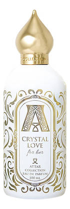 Оригинал Attar Crystal Love For Her 100ml Парфюмированная вода Женская Аттар Кристальная Любовь для Неё