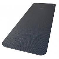 Коврик для йоги и фитнеса Power System Fitness Mat Premium PS-4088 Grey, фото 1