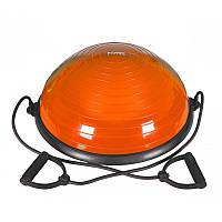 Балансировочная платформа Power System Balance Ball Set PS-4023 Orange, фото 1