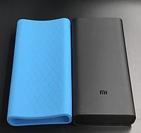 Чехол для Xiaomi Power Bank 3 Pro 20000 mAh / 3 20000 mAh Super Flash Black Голубой