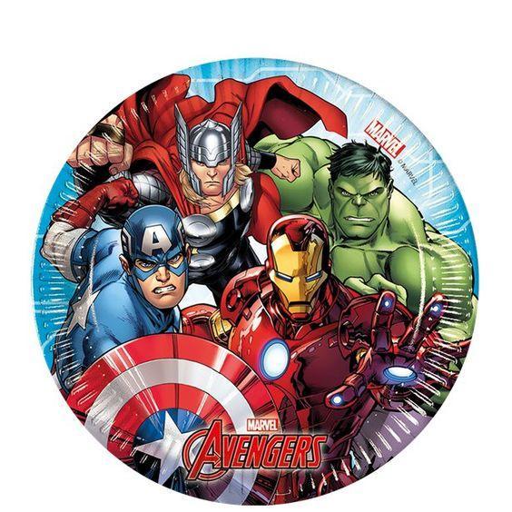 Вафельная картинка Мстители | Съедобные картинки Супер Герои | Супер картинки разные Формат А4