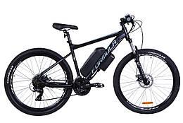 """Электровелосипед 29"""" F-1 500Вт 36В, 14Ач, макс.пробег 55км, 45 км/ч (черно-белый (м))"""