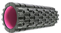 Массажный ролик Power System Fitness Foam Roller PS-4050 Pink