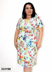Красиве жіноче плаття ( р 52)