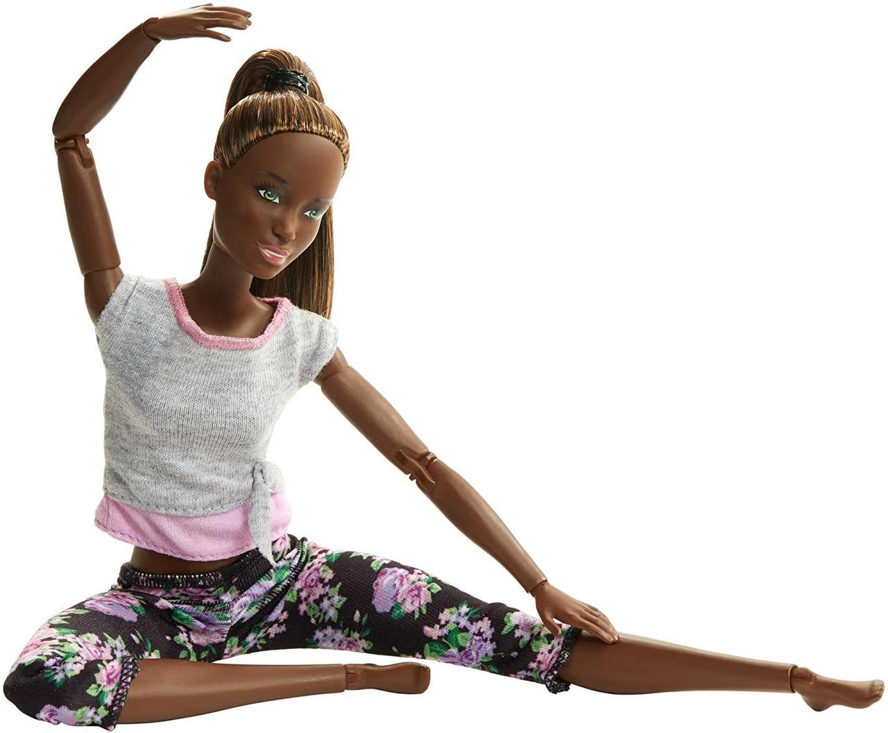Кукла Барби Оригинал безграничные движения с темными волосами (FTG83) (887961643749)