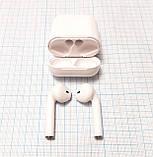 Беспроводные наушники-гарнитура i9S-TWS с PowerBank и чехлом, белый, фото 7