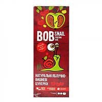 Конфеты яблочно-вишневые Bob Snail Равлик Боб 30г