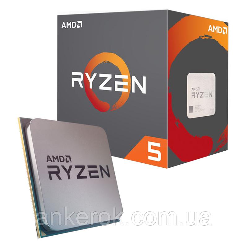 Процессор AMD Ryzen 5 2600 (YD2600BBAFCBX)