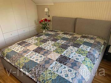 Літній ковдру покривало євро розмір, 195/205