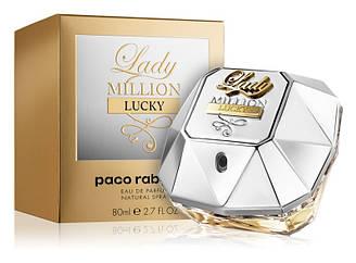 Paco Rabanne Lady Million Lucky Парфюмированная вода EDP 80 ml (Пако Рабан Леди Миллион Лаки) Женский Парфюм