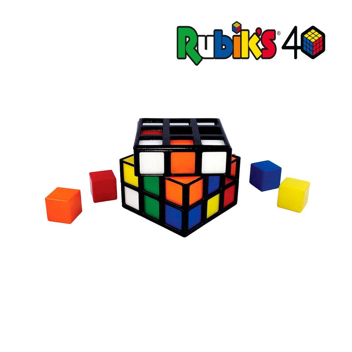 """Гра """"Rubik's - Cage: Три в ряд"""" IA3-000019/КіддіСвіт"""