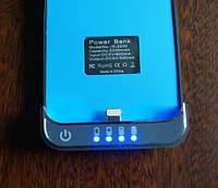 Зарядное устройство для мобильного телефона 2200 mAh iPhone