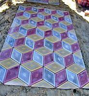 Тротуарная плитка «Ромб», фото 1