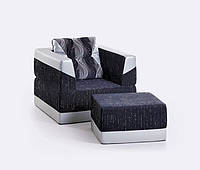 Бескаркасное кресло Атлантик ТМ Ладо, фото 1