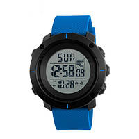 Skmei 1212 Black-Blue Wristband