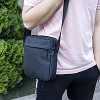 Чоловіча сумка месенджер через плече планшетка IZI