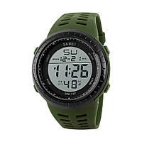 Часы Skmei 1167 Army Green 1167BOXAG, КОД: 285265