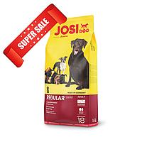 Сухий корм для собак JosiDog Regular 4,5 кг
