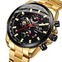 Forsining 6909 Gold-Black