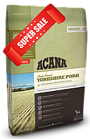 Сухой корм для собак Acana Yorkshire Pork 11,4 кг