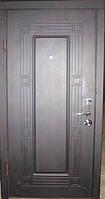 Входная дверь модель П3-347 венге темный