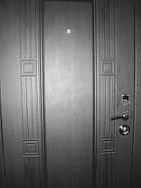 Входная дверь модель П3-347 венге темный, фото 3