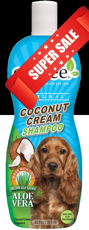 Шампунь для собак Espree Coconut Cream Shampoo 591 мл