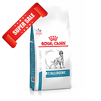 Лечебный сухой корм для собак Royal Canin Anallergenic Canine 3 кг
