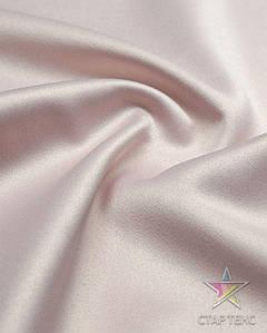 Ткань Атлас тонкий Розовый