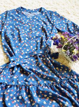 "Красивое платье ""Вероника"" батал размеры 50,52,54,56, фото 2"
