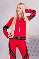 Модный спортивный костюм Philipp Plein с резинками