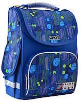 """555997 Рюкзак школьный каркасный Smart PG-11 """"Galaxy""""                                            , фото 1"""