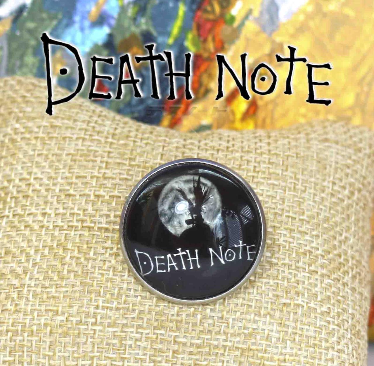 Значок Рюк Тетрадь смерти / Death Note
