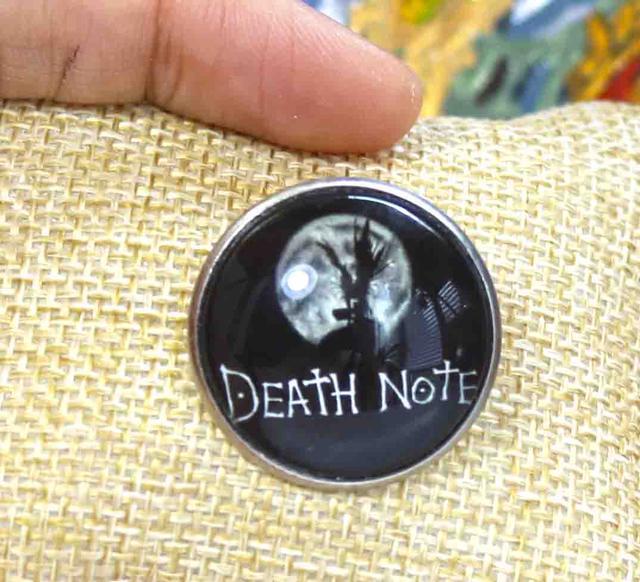 Значок Тетрадь смерти / Death Note