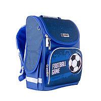 """558078 Рюкзак шкільний каркасний SMART PG-11 """"Football game"""", фото 1"""