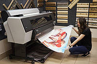 Печать холста | без натяжки