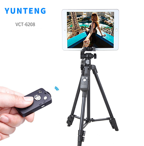Штатив Yunteng VCT-6208 для фото и виде-техники,телефонов