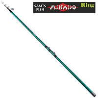 """Вудка з кольцами """"Mikado"""" 6м 4к SF23905"""