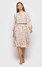 Плаття футляр з королівського атласу Д-1272